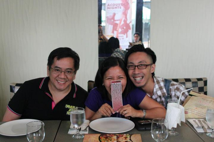 Kuya Doni, Maria and Angus