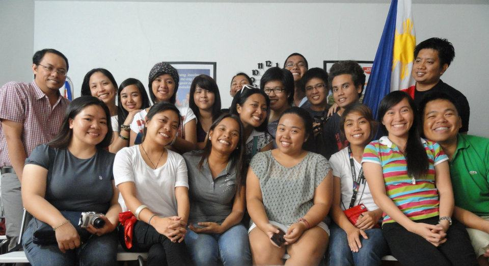 YFC/SFC WYD 2011 Team