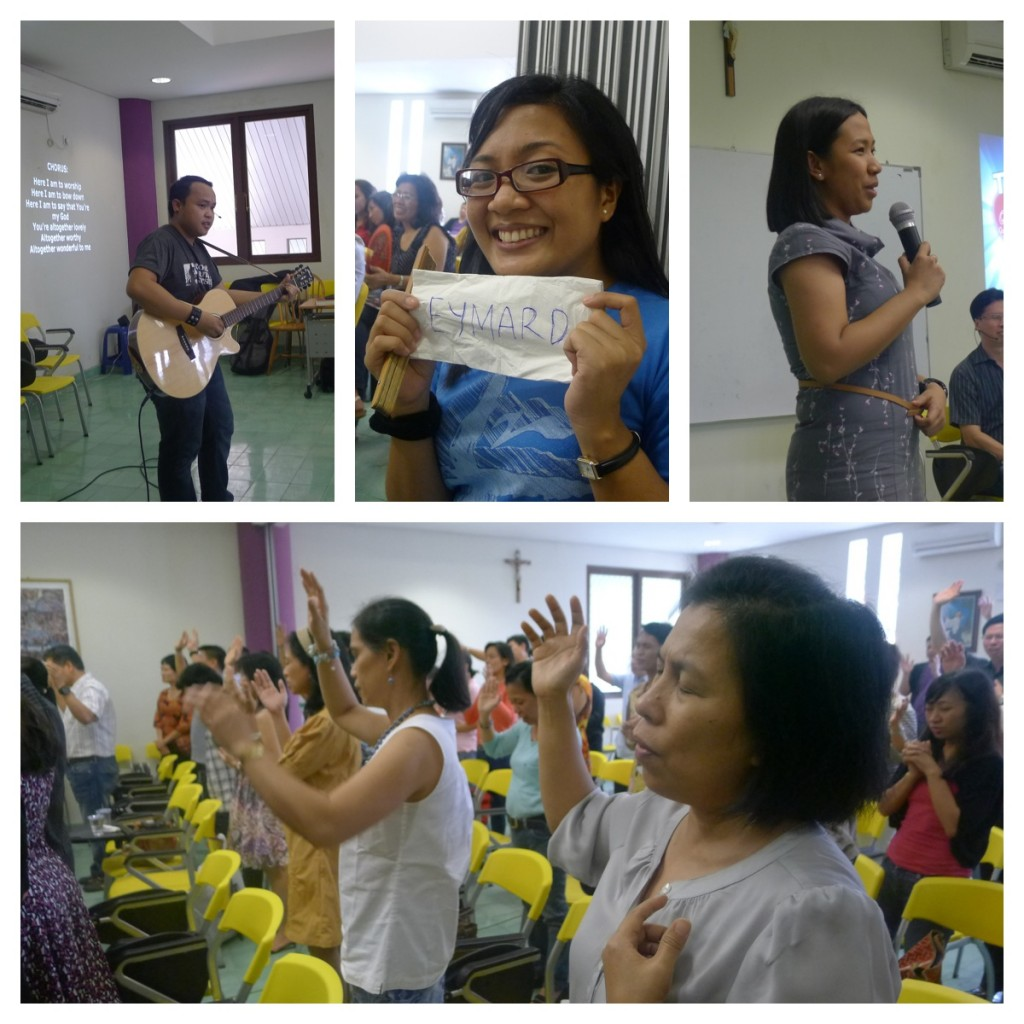 CFC Chapter Assembly, Worship workshop