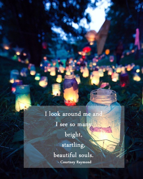 Image from weheartit, edited by me, words from Courtney Raymond