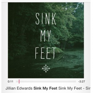 "#100happydays Day 4: ""Not asking for anything, just keep me by You."" Today was kind of blah for reasons I have yet to figure out. But this song kept me sane and still. Blah days are still an opportunity to seek joy, so I am still thankful. Must learn to sink my feet deeper."