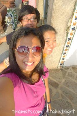 Obligatory group selfie. :D