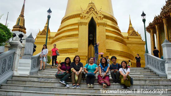 The Bangkok Group :)
